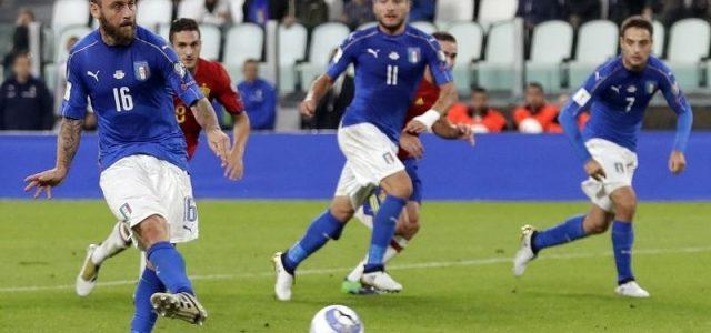 Прогноз на футбол Македония — Италия (ЧМ-2018, 09.10.2016)