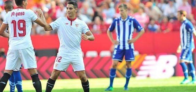 Прогноз на футбол Алавес — Севилья (Ла Лига, 06.03.2017)