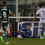 Прогноз на футбол Сантос — Палмейрас (Серия А, Бразилия, 15.06.2017)