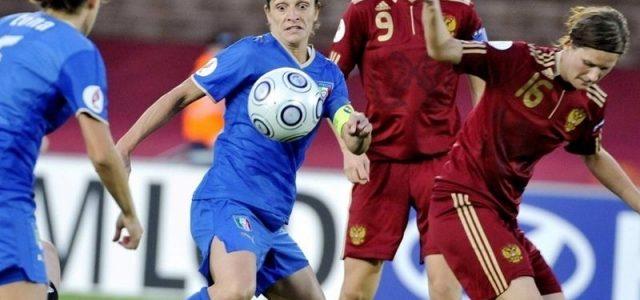 Прогноз на футбол Италия – Россия (Женский ЧЕ, 17.07.2017)