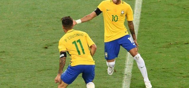 Прогноз на футбол Перу — Бразилия (ЧМ-2018, 16.10.2016)