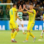 Прогноз на футбол Вильярреал — Астана (ЛЕ, 14.09.2017)